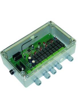 Astel Base de l'unité de contrôle MYW868B (récepteur)