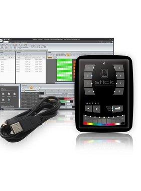 Nicolaudie DMX512 controlador de STICK-KE1