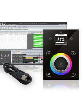 Nicolaudie DMX512 controlador de STICK-DE3