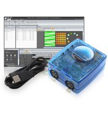 Nicolaudie DMX512 Controller SLESA-UE7 with USB and Ethernet
