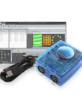 Nicolaudie DMX512-Controller SLESA-UE7