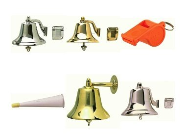 Ship Bell, Horn, Whistle