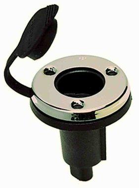 Perko Poste de luz Base de montaje (redonda) Tipo de complemento