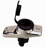 Perko Pole Light Montagesockel (rechteckig) Plug-In-Typ