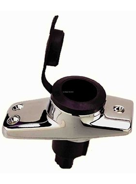 Perko Pole Light Mounting Base (rectangular) Plug-In Type
