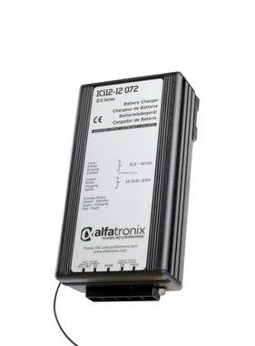 Alfatronix 12-24 VDC cargador inteligente para Baterías (12-24 VDC)