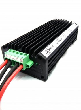 Alfatronix 12 VDC to 24 VDC Power Up-Converter non-isolated