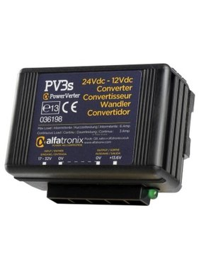Alfatronix 24 VCC a 12 VCC del convertidor de energía no aislado