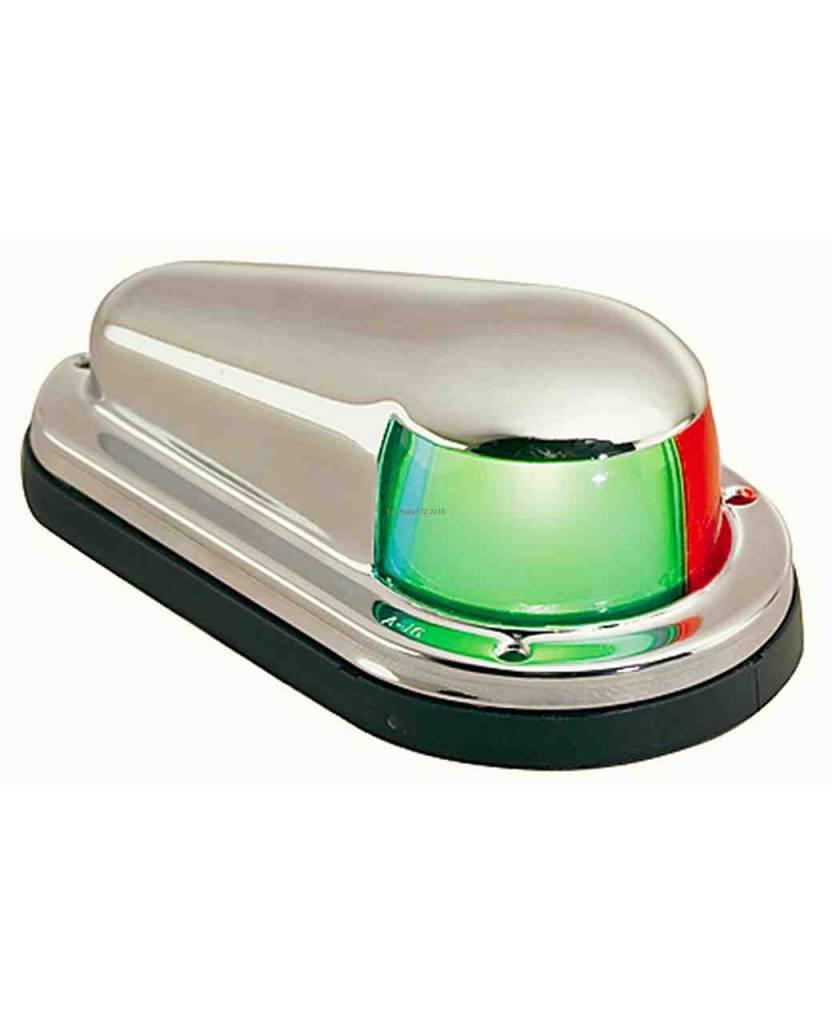 Perko 12 VDC Bi-Colour Light - horizontale Montage