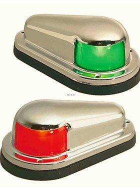 Perko 12 VDC Luce laterale - montaggio orizzontale
