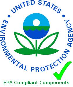 EPA compliant componenten