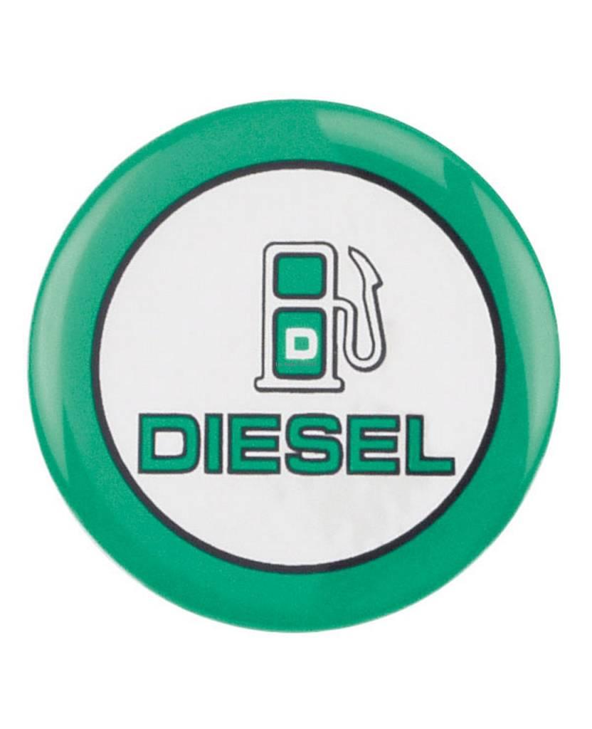 """Perko Ersatzdeckel mit O-Ring nicht belüftet; für Benzin, Diesel, Wasser und Abfall Füllrohr; für 1-1 / 2 """"Schlauch"""