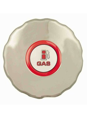 Perko Spare cap with O-ring non vented; for gasoline, diesel, water and waste fill pipe