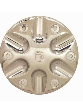 Perko Tappo di ricambio con O-ring; per la benzina, gasolio, acqua e tubo di riempimento dei rifiuti