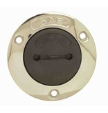 """Perko Spare cap with O-ring non vented; for gasoline, diesel and water fill pipe; for 1-1/2"""" hose"""