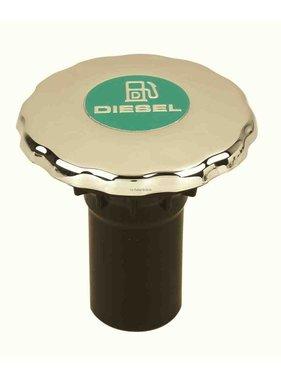 Perko Diesel-, Wasser- oder Abfall- Einfüllstutzen mit O-Ring