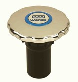 Perko Diesel- , Water- or Waste- filler pipe with O-Ring for 1 - 1 / 2 inch Hose; Non-Vented