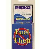 Perko Yacht fuel systemanti-theft locking-insert for vented 1 1/2 inch filler pipe