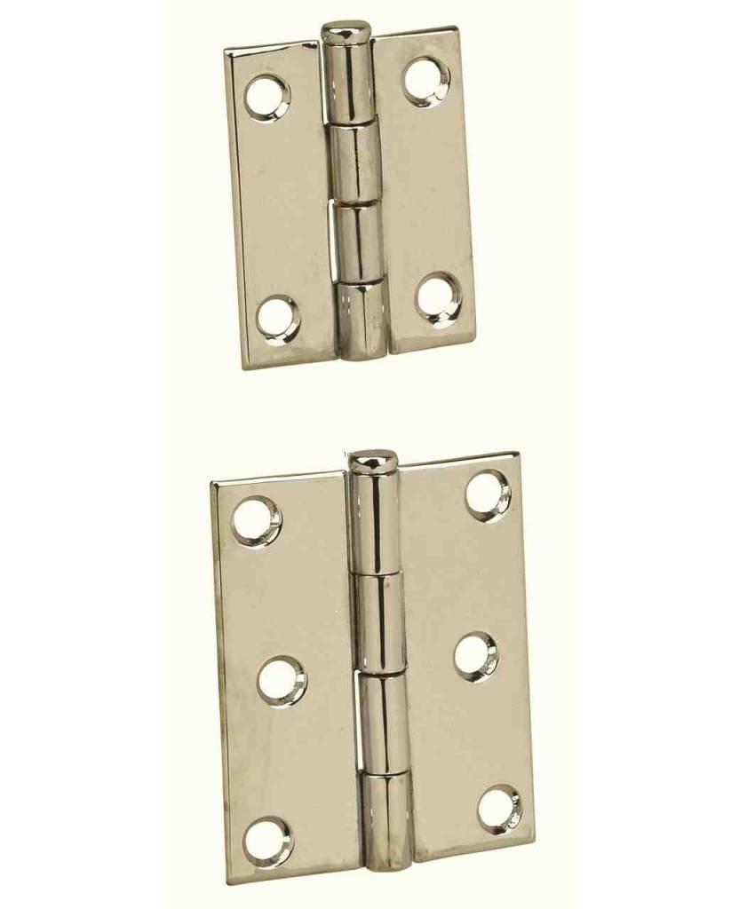 Perko Scharnierband, Öffnungswinkel 180°, für stumpf einschlagende Türen - Copy