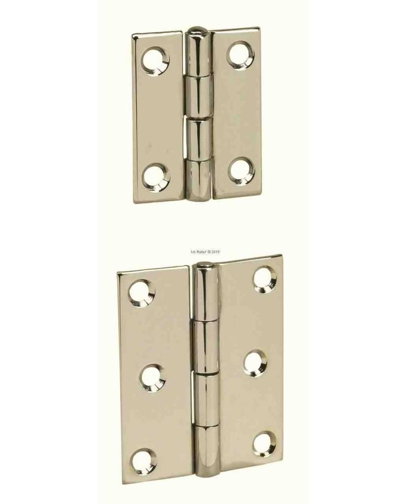 Perko Bisagra ángulo de apertura 180 °, para cerrar las puertas al ras
