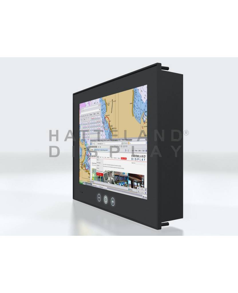 Hatteland Display Panel computer with touchscreen for Navigation Lantern Management Series X, Widescreen 8 and 13 inches