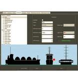 Peters&Bey 12/24 VDC SET - gecertificeerd Navigation Lantern Management systeem