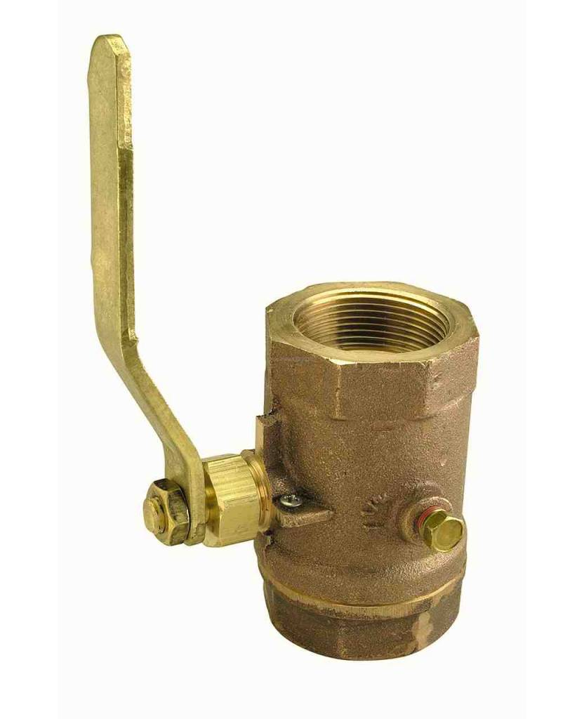 Perko Sea cock - straight / inline valve