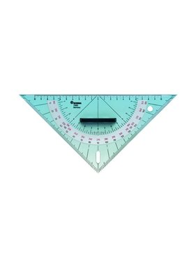 ECOBRA Small course protractor