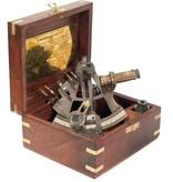 ECOBRA Nostalgic sextant, brass