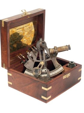 ECOBRA sextant Nostalgique, laiton