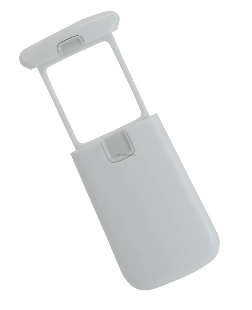 ECOBRA Taschen-LED-Schiebelupe, Linse 45 x 38 mm, 3 x Vergrößerung