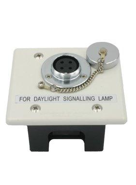Sanshin Flush réceptacle de connexion monté pour lampe ALDIS