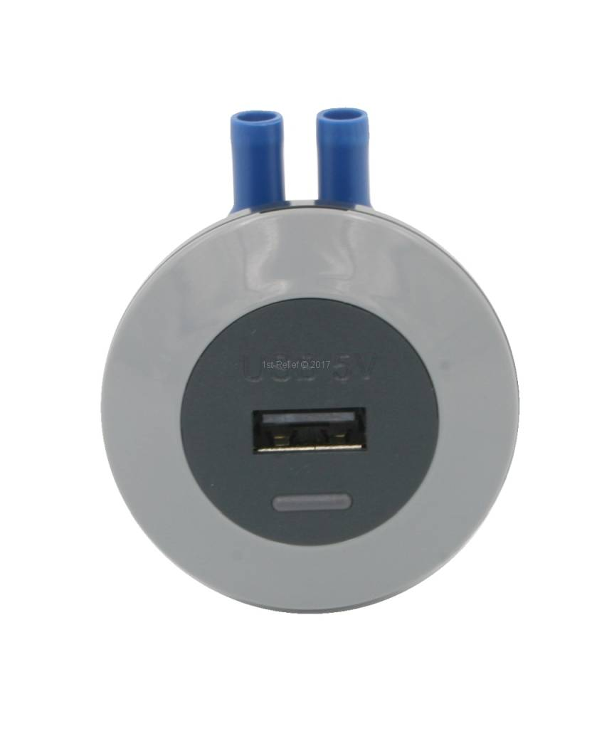 Alfatronix 12 / 24 VDC USB Charger for Smartphones on board of a yacht