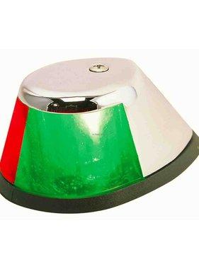 Perko 12 VDC LED bicolore Luce - montaggio orizzontale