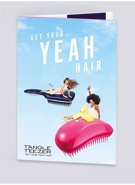 Tangle Teezer® Yeah Hair Flyer