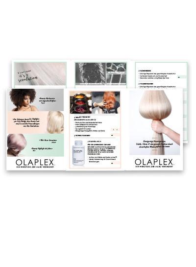 Olaplex® Menükarte