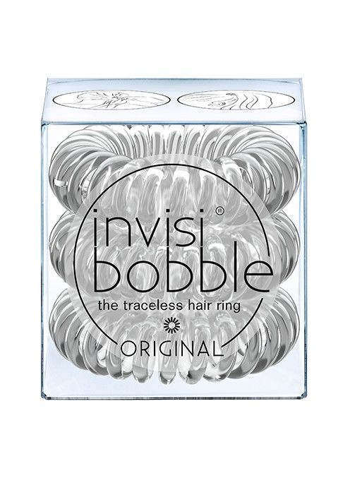 Invisibobble 174 Original Crystal Clear New Flag