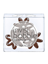 invisibobble® NANO Pretzel Brown