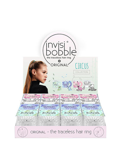 invisibobble® ORIGINAL Limited Circus Collection Set