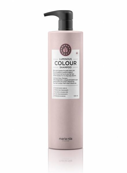 Maria Nila Maria Nila Luminous Colour Shampoo 1000 ml