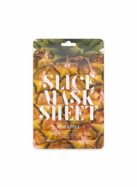 Kocostar Slice Mask Pineappeal