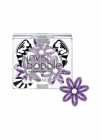 invisibobble® NANO I Live in Wonderland Limited Collection Meow & Ciao