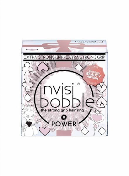 invisibobble® POWER I Live in Wonderland Limited Collection Princess of the Hearts