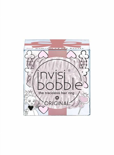 invisibobble® ORIGINAL I Live in Wonderland Limited Collection Princess of the Hearts