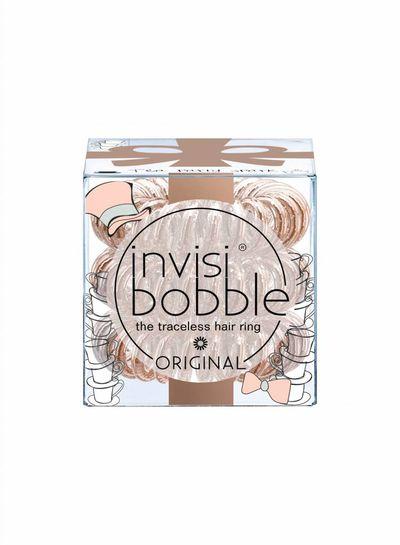 invisibobble® ORIGINAL I Live in Wonderland Limited Collection Tea Party Spark