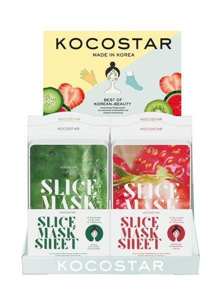 Kocostar 4er Display