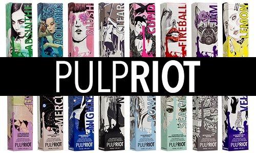 Pulp Riot Haarfarben
