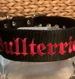 MAG Bullterrier Schwarz / Rot