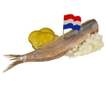 Verse haring Hollandse nieuwe, 5 stuks