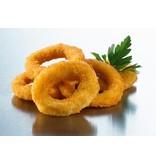 Gepaneerde inktvis ringen (500g)